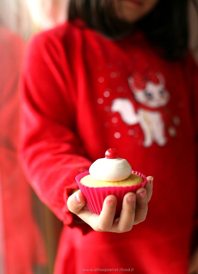 cupcake red
