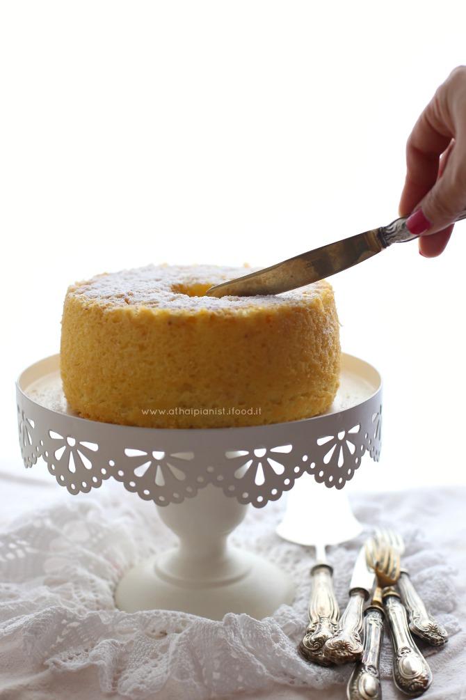 creme fraiche cake