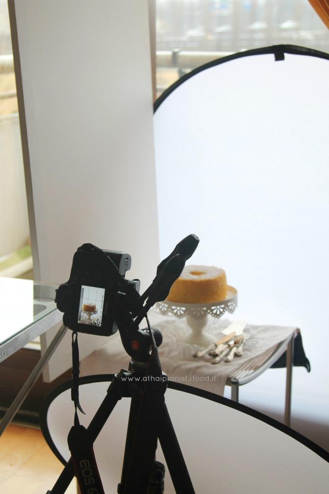 """Food photography: come creare l'effetto bianco sullo sfondo delle foto """"food"""""""