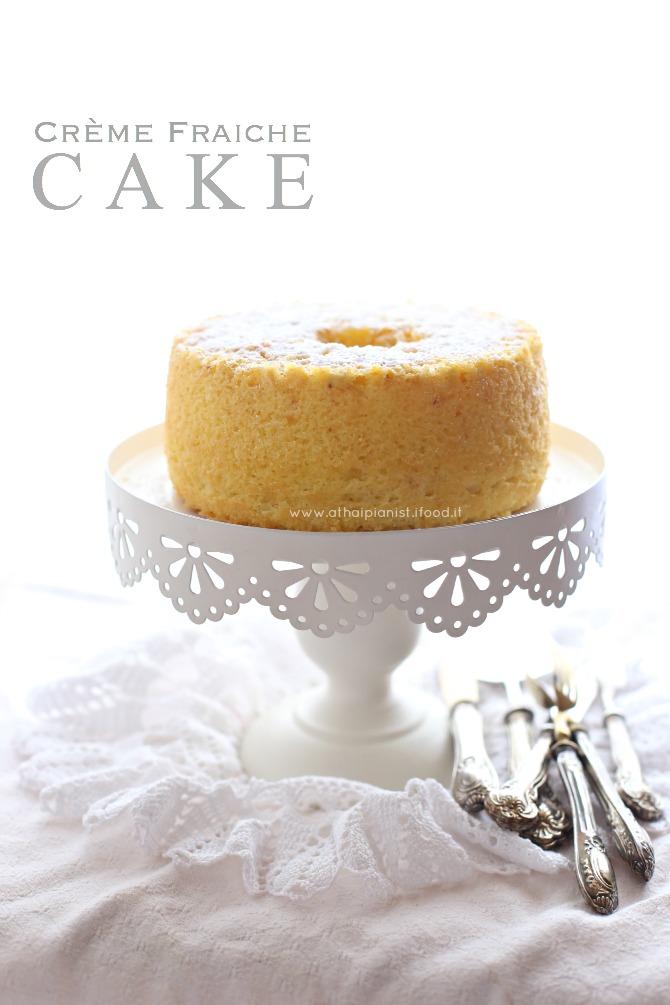 torta con panna acida