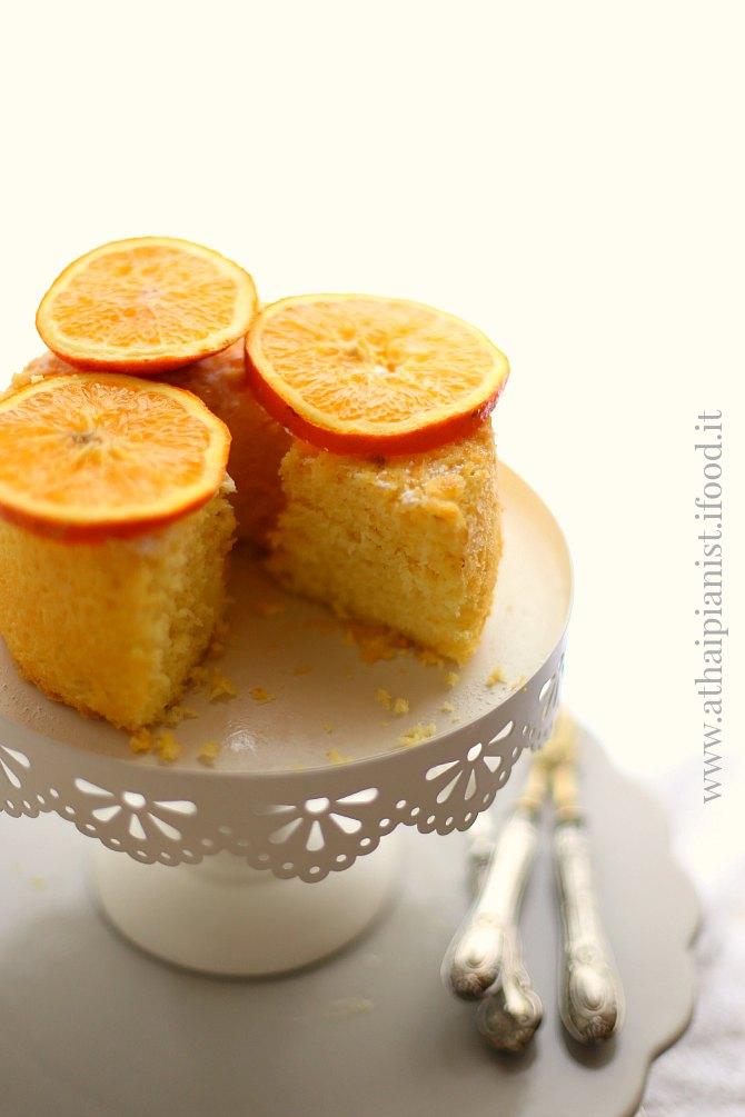 fluffose in arancia