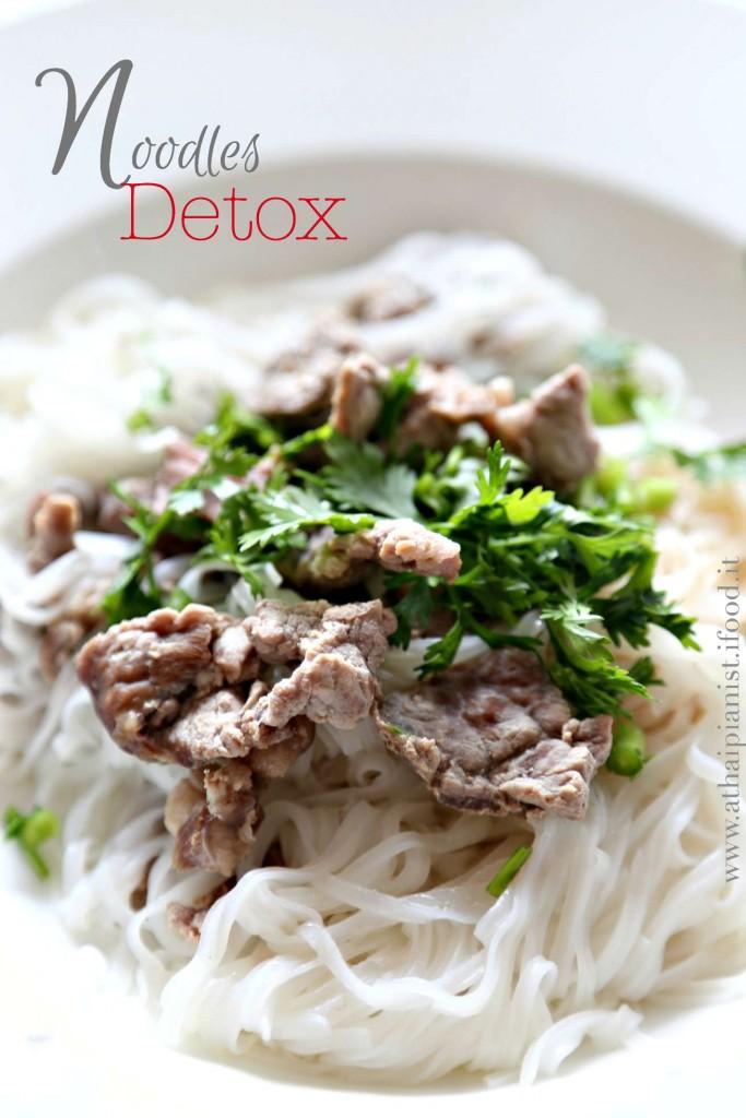 noodles detox