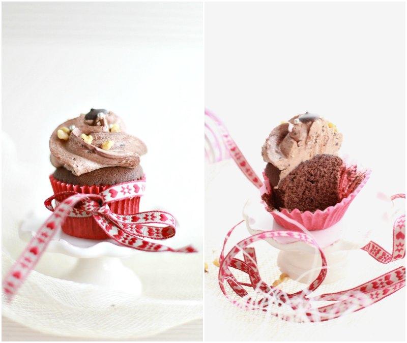 cupcake cioccolato
