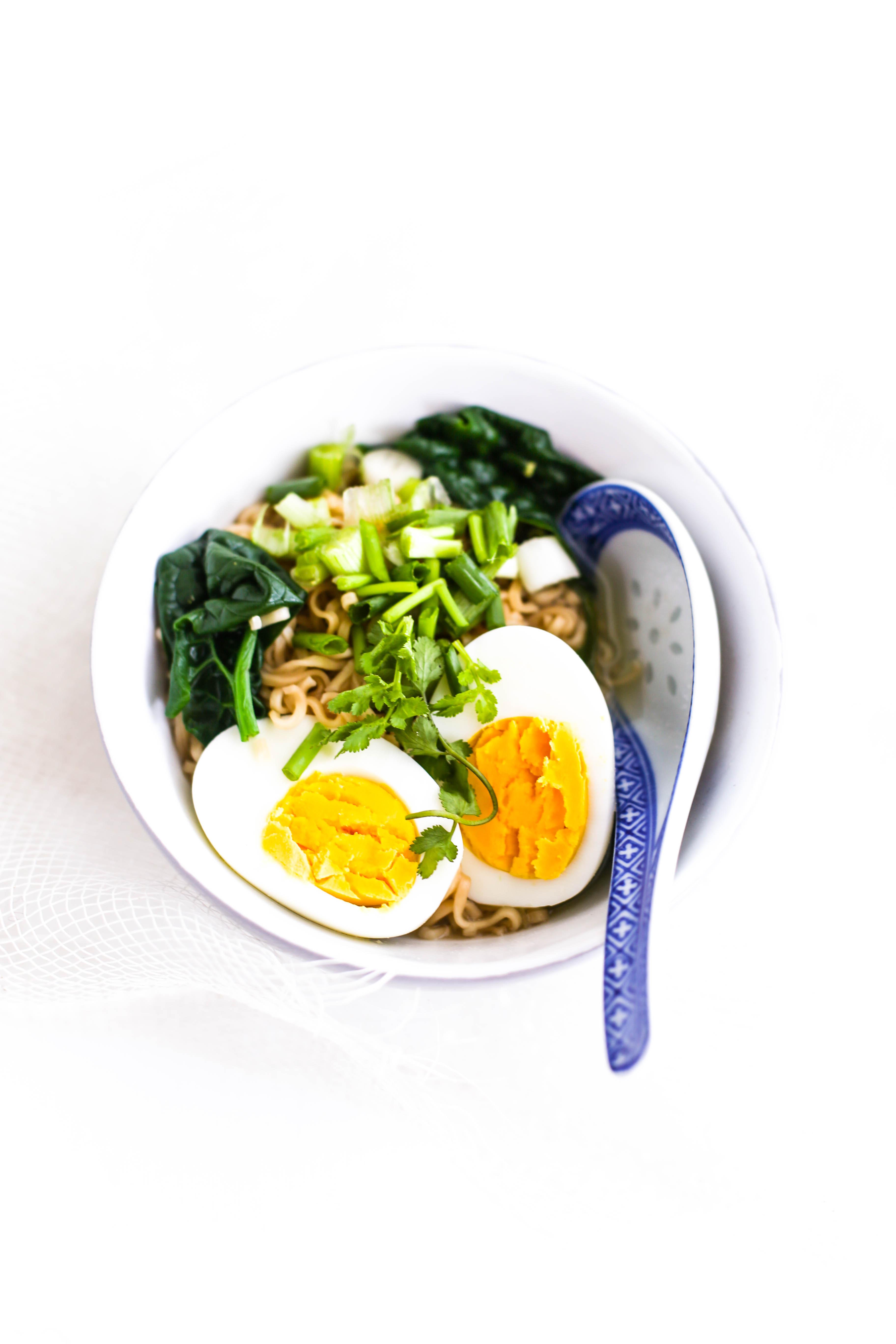 noodles in ciotola