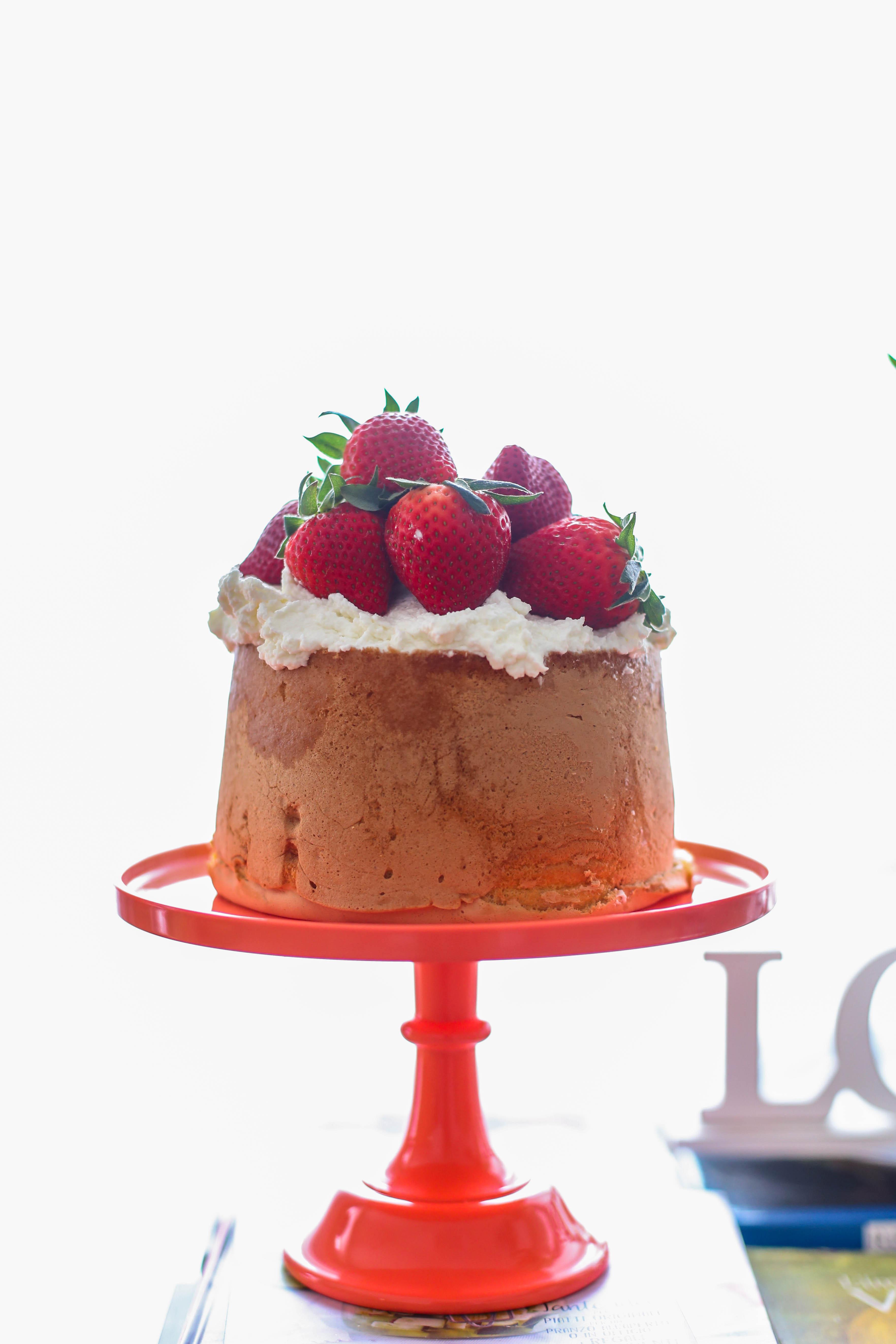 torta panna fragole-2
