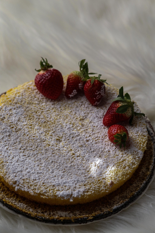 Torta Margherita Senza Glutine Con Fecola Di Patate A Thai Pianist